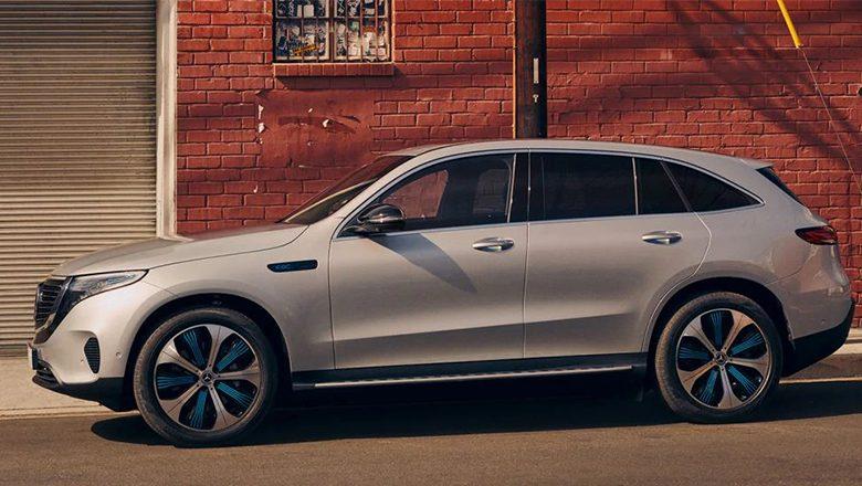EQC – der elektrische SUV von Mercedes-Benz