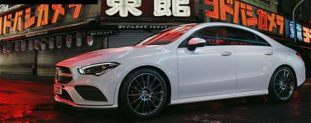 DAS NEUE CLA-COUPÉ – PLAY BY YOUR RULES