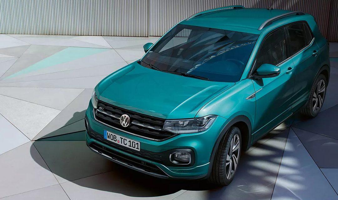 Der neue Volkswagen T-Cross