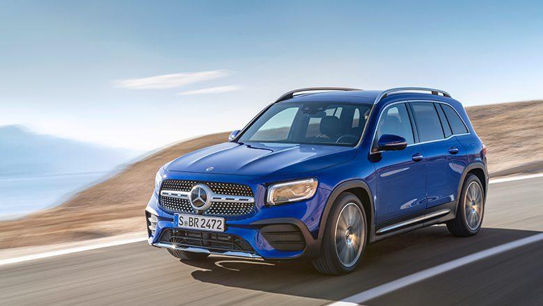 Der neue Mercedes-Benz GLB – Der Familien SUV