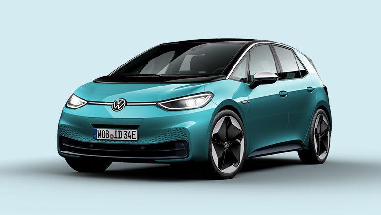 VW ID.3 – der neue vollelektrische VW.