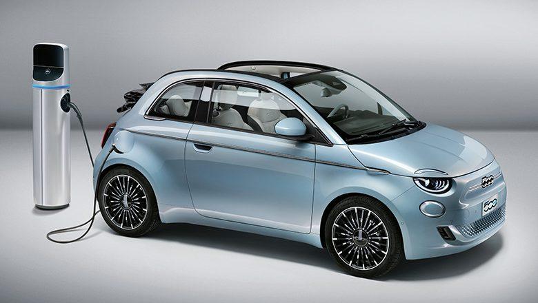 Der neue Fiat 500e – jetzt Probe fahren!