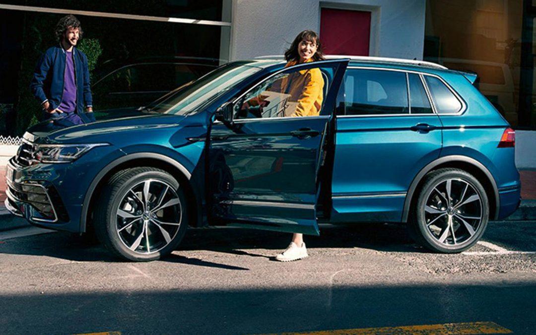 Der neue VW Tiguan – ab sofort bestellbar