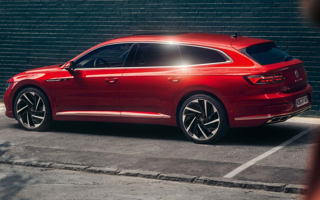 VW Arteon Shooting Brake – jetzt Probe fahren