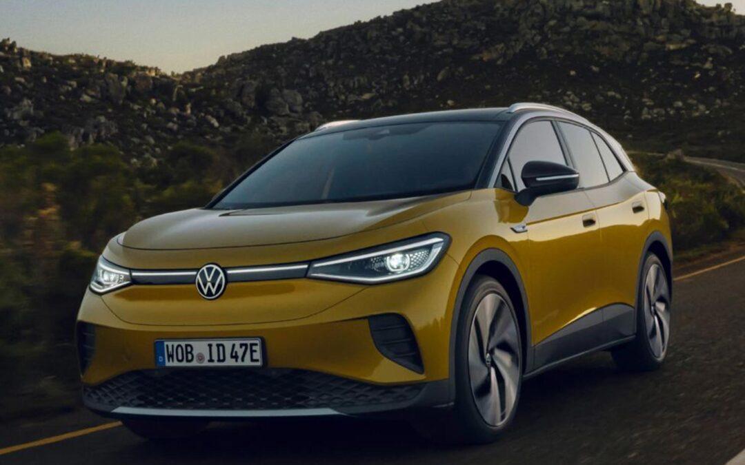 Der VW ID.4 der erste elektrische SUV von Volkswagen