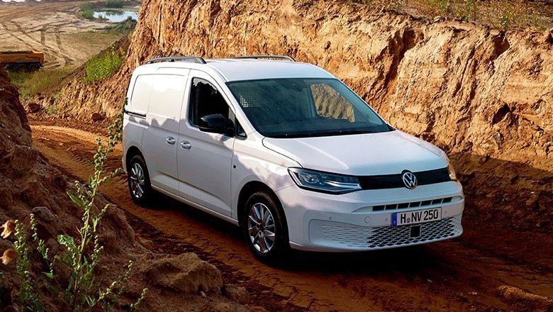 Der neue VW Caddy Cargo (2021) – der beliebteste Kastenwagen