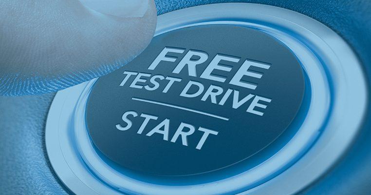 Testen Sie unsere E-Autos