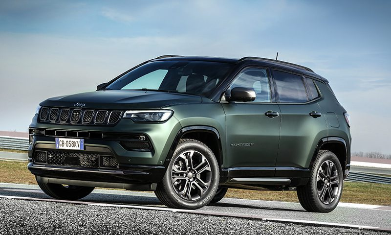 Jeep Compass Hybrid 2021 4x4