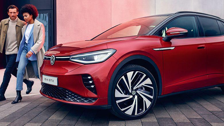Der neue VW ID.4 GTX 4×4